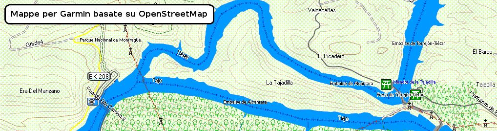 mappe per mapsource
